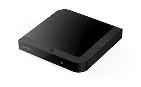 Cable Hybrid Set-top box