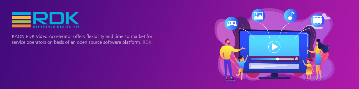 RDK-V Software Platform